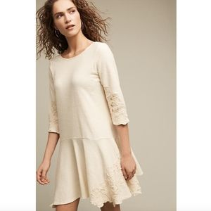 Anthropologie Maeve Tierra Dropwaist Dress NWOT
